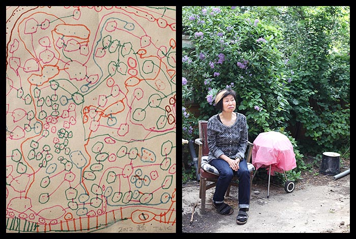 things&people_Drawing&Kazuko